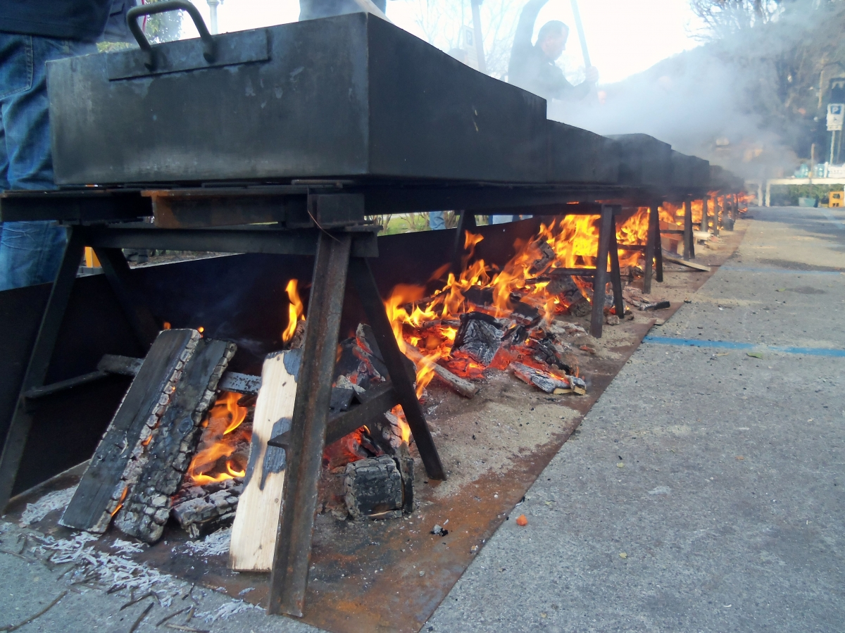 1 Fuoco e fiamme